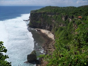 Bali - Cliff - Right side